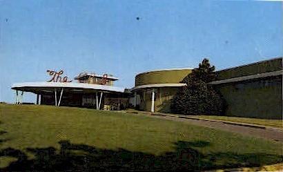 The Club Inc. - Birmingham, Alabama AL Postcard
