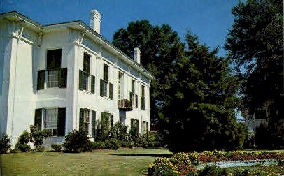 Greene County Court House - Eutaw, Alabama AL Postcard