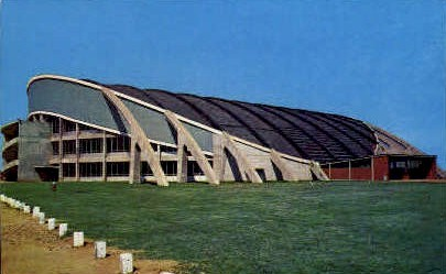 Alabama Agricultural Center - Montgomery Postcard