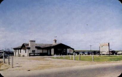 The Ranch Restaurant - Montgomery, Alabama AL Postcard