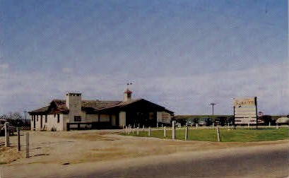 The Ranch - Montgomery, Alabama AL Postcard