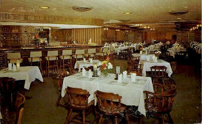 Gulas Restaurant - Mobile, Alabama AL Postcard