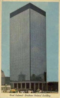 First National Southern Building - Birmingham, Alabama AL Postcard