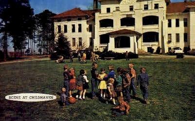 Childhaven - Cullman, Alabama AL Postcard