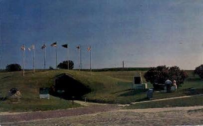 Fort Morgan  - Alabama AL Postcard