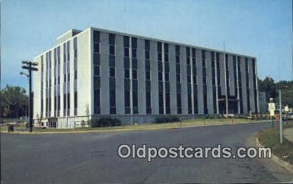 Post Office & Federal Building - Decatur, Alabama AL Postcard