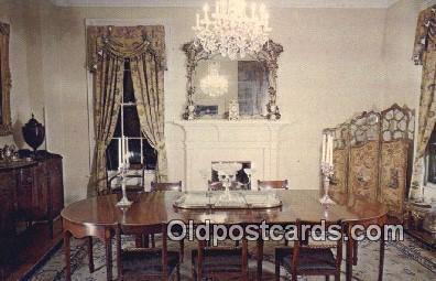 Arlington Ante-Bellum Home & Gardens - Birmingham, Alabama AL Postcard
