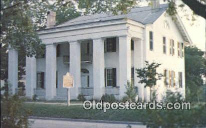 Bluff Hall - Demopolis, Alabama AL Postcard