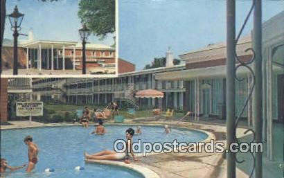 Ramada Inn - Mobile, Alabama AL Postcard