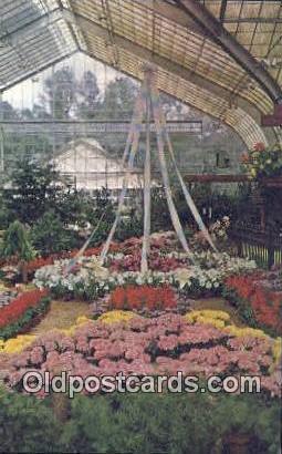 Birmingham Botanical Gardens - Alabama AL Postcard
