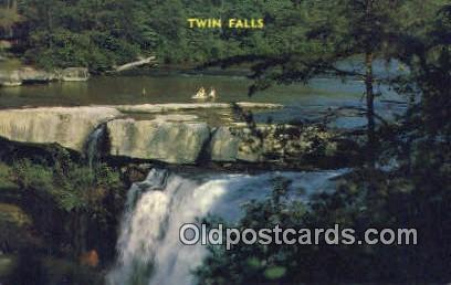 Bankhead National Forest - Winston County, Alabama AL Postcard