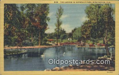 Avondale Park - Birmingham, Alabama AL Postcard