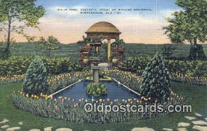 Vestacia, Shades Mountain - Birmingham, Alabama AL Postcard