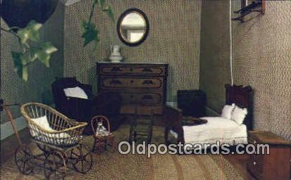Ivy Green, Birthplace of Helen Keller - Tuscumbia, Alabama AL Postcard