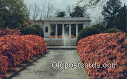 Soldiers' & Sailors Monument - Mobile, Alabama AL Postcard