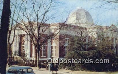 Tompkins Hall - Tuskege Institue, Alabama AL Postcard
