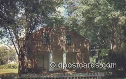 Ante-Bellum Methodist Church - Mooresville, Alabama AL Postcard
