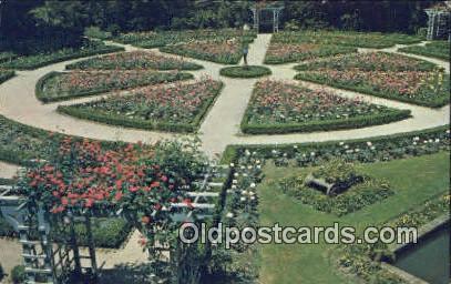 Bellingrath Gardens - Theodore, Alabama AL Postcard