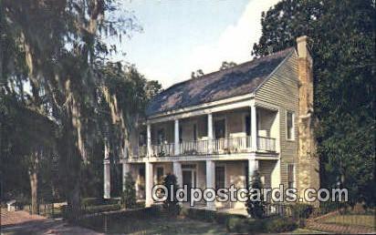The Tavern - Eufaula, Alabama AL Postcard