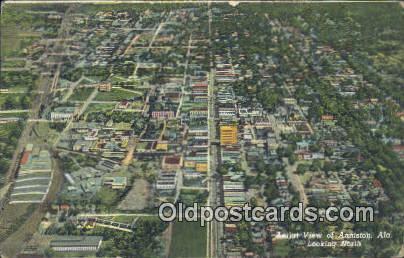 Anniston, Alabama     ;     Anniston, AL Postcard