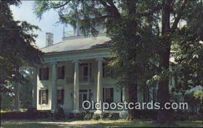 Rosemount - Forkland, Alabama AL Postcard