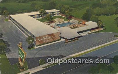 Holiday Inn - Clanton, Alabama AL Postcard