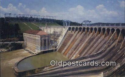 Alabama Power Co - Tallassee Postcard