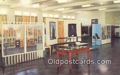 George Washington Carver Museum - Tuskege Institue, Alabama AL Postcard