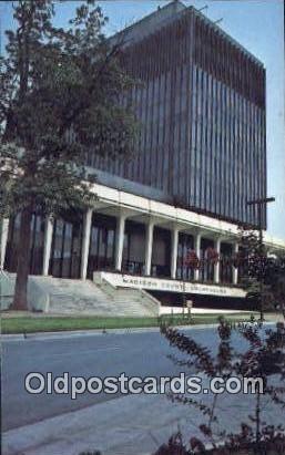 Madison County Courthouse - Huntsville, Alabama AL Postcard