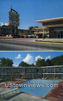 Avanelle Motor Lodge - Hot Springs National Park, Arkansas AR Postcard