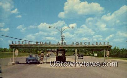 Little Rock Air Force Base - Jacksonville, Arkansas AR Postcard