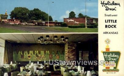 Holiday Inn - Little Rock, Arkansas AR Postcard