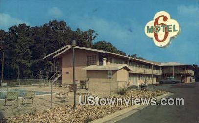 Motel 6 - Little Rock, Arkansas AR Postcard