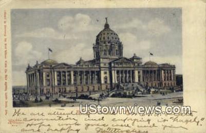 New Capitol, Little Rock - Arkansas AR Postcard