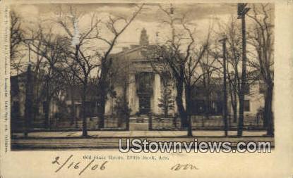 Old State House - Little Rock, Arkansas AR Postcard
