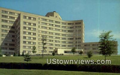 Veteran's Admin Hospital - Little Rock, Arkansas AR Postcard