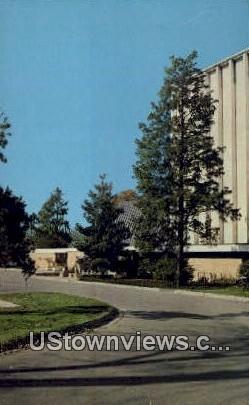 Arkansas Arts Center - Little Rock Postcard
