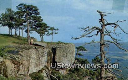 Mt Nebo State Park, Ark,   ;   Mt Nebo State Park, Arkansas Postcard