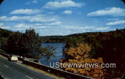 Lake Killarney - Arcadia Valley, Arkansas AR Postcard