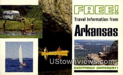 Misc, Arkansas,   ;   Misc, AK Postcard