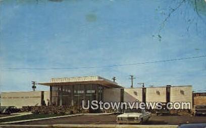 First State Building & Loan Association - Mountain Home, Arkansas AR Postcard