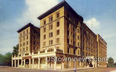 Marion Hotel - Little Rock, Arkansas AR Postcard