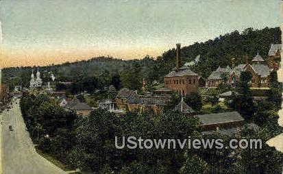 Hot Springs, Arkansas,   ;   Hot Springs, AK Postcard