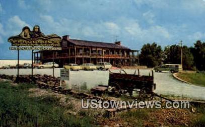 Ferguson's Country Store - St Joe, Arkansas AR Postcard
