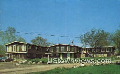 Community Center Building - Cherokee Village, Arkansas AR Postcard
