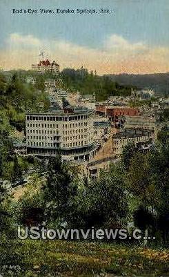 Eureka Springs, AK,   ;   Eureka Springs, Arkansas Postcard