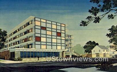 Downtowner Motor Inn - Pine Bluff, Arkansas AR Postcard