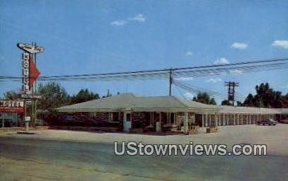 Jami Bee motel - Jonesboro, Arkansas AR Postcard