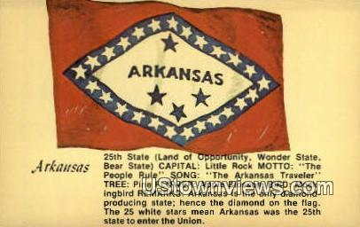 Misc, AR,     ;     Misc, Arkansas Postcard