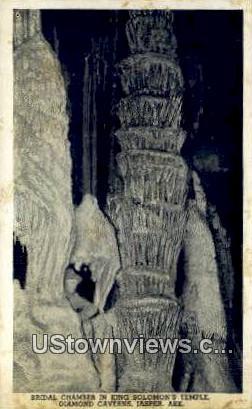 King Solomon's Temple  - Jasper, Arkansas AR Postcard